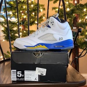 Air Jordan 5 Retro Tennis Shoes